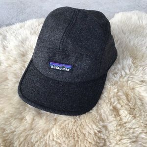 Patagonia Recycled Wool Baseball Hat Cap
